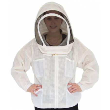 Blouson aérée et grillagée avec voile astronaute Vêtements