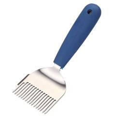 Herse à désoperculer avec racleur Couteaux et Herses