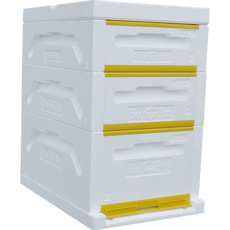 10F Dadant US poly hive Paradise Dadant Beehives