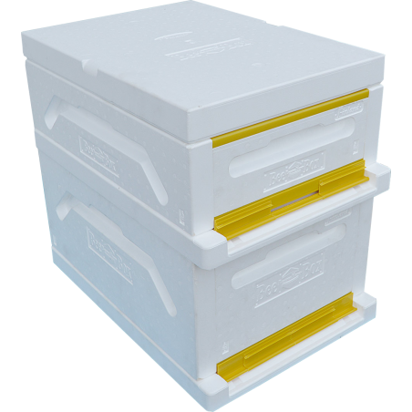 10F Langstroth Poly beehive Paradise Langstroth Beehives