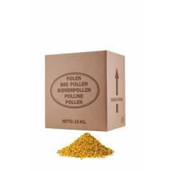 Boîte POLLEN 25KG Espagne Pollen d'abeille
