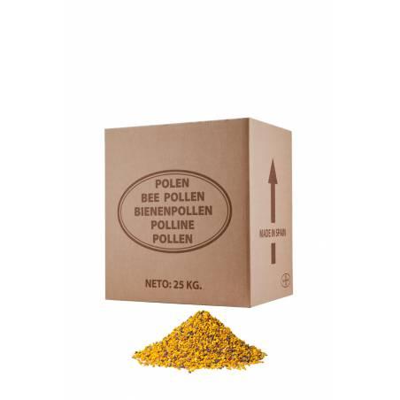 Beepollen from Spain 25kg Bee pollen