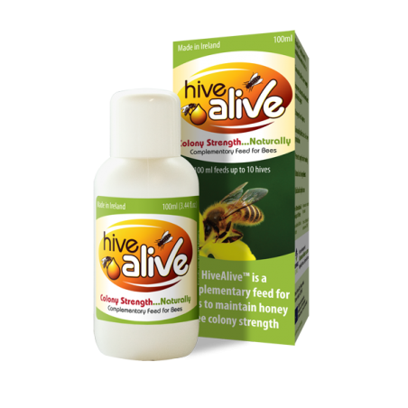Hive Alive 100ml Bee colony health
