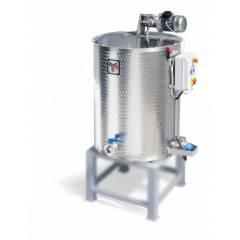 Homogenizador/Mezclador de miel calefactado 600kg MIELERIA