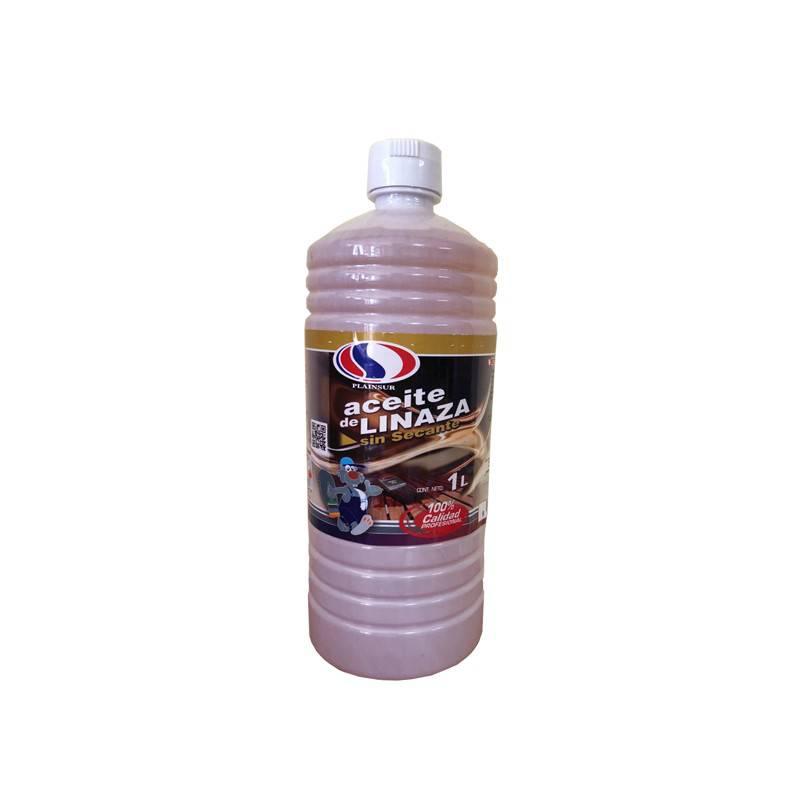 Aceite de linaza sin secante 1L Pintura y aceites para colmenas