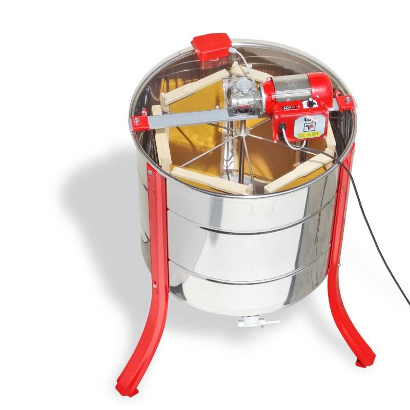Extracteur LEGA tangentiel moteur 6 Langstroth TOP Extracteurs Tangentiels