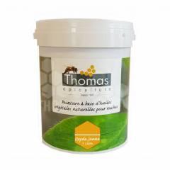 Peinture ruches d'abeilles 1L Thomas Peintures et protection de la ruche