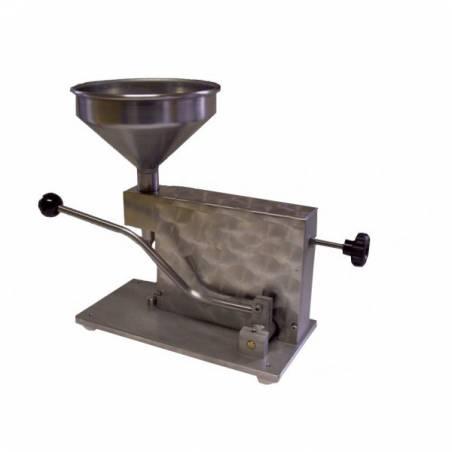 Machine manuelle de conditionnement de la gelée royale Doseuses de miel