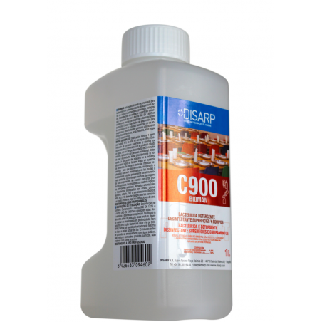 Bactericide 1L C900 DISARP Cleansers and Maintenance