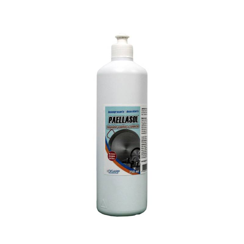Disarp Paellasol Cleansers and Maintenance
