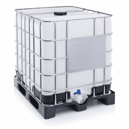 Container FRUCTOMIX 1200kg Materias primas