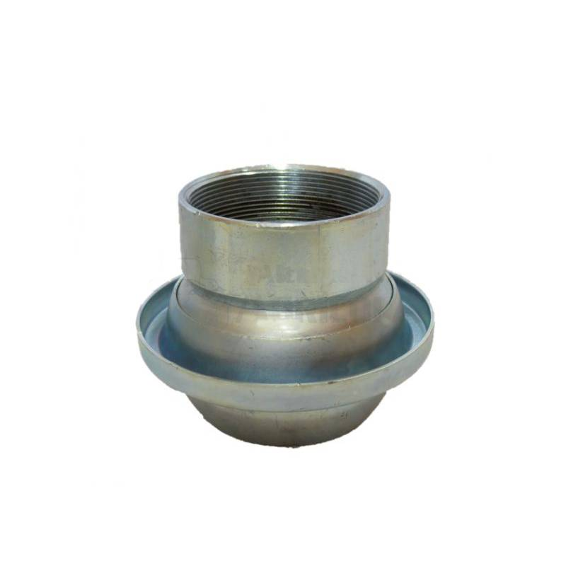 """Thread coupling 1 1/2"""" to 50 Honey gates, hose and fitting"""