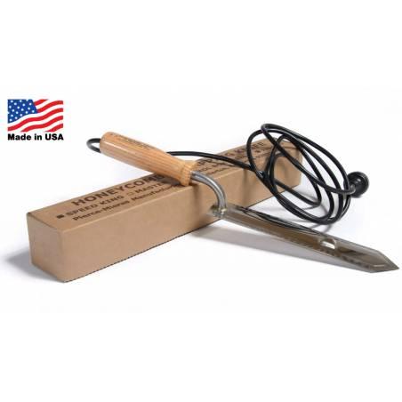 Cuchillo desopercular Speed King Pierce USA Material para Desoperculado