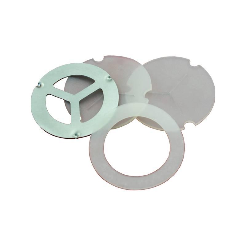 Counterflow valve for DANA api MATIC Honey filling machines