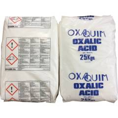 Oxalic Acid [OX / OXA] 25kg bags BEE HEALTH