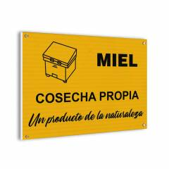 Venta de miel Sign Bee signs