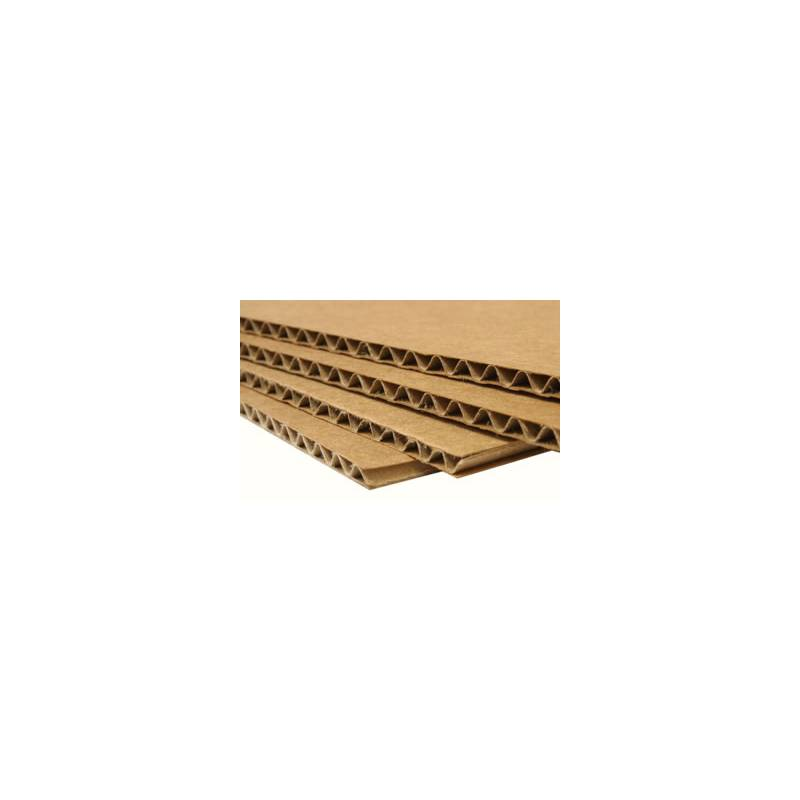 Tiras de cartón onduladas (pack 20 tiras) Limpieza e higiene apícola