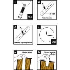 Amicel varroa 1L (50 colmenas) Medicamentos contra varroa