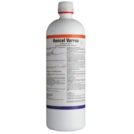 Amicel varroa 250ml (12 colmenas) Medicamentos contra varroa