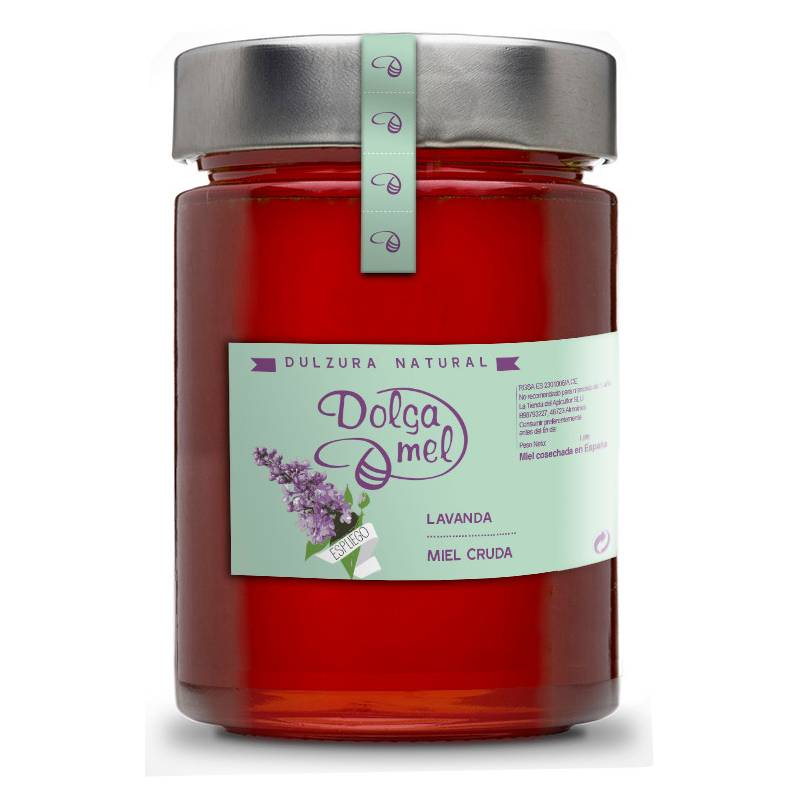 Raw Lavender Honey 900g Honey