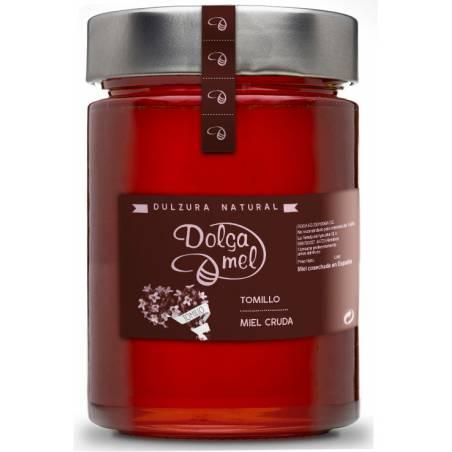 Miel de Tomillo cruda 900g Miel