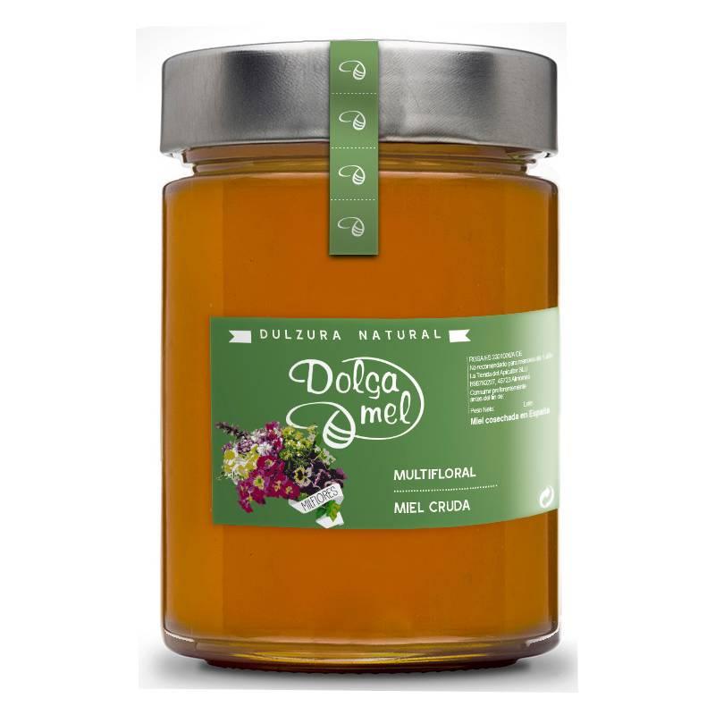 Miel de Milflores cruda 900g Miel