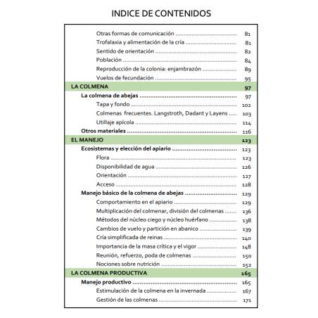 Spanish beekeeping book Beekeeping books