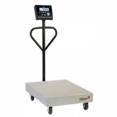 Platform scale GRAM for 600kg Transport of beehives and drums