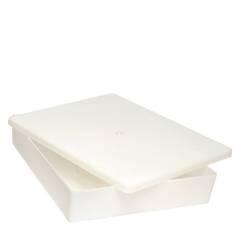 Alimentador rectangular 4 litros Alimentadores para colmenas