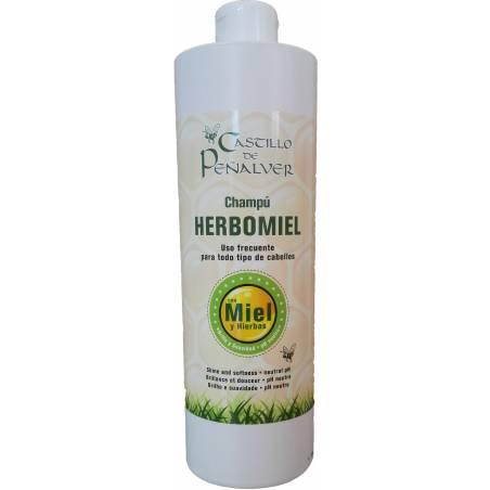 Champú Herbomiel 800ml Cosmética