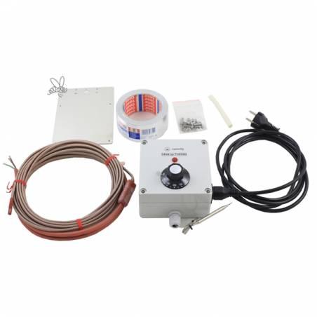 Resistencia de cable para fondos 8m Swienty Resistencias y cámaras calientes