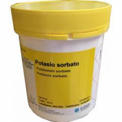 Sorbato potásico 250g Materias primas