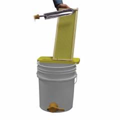 Bandeja para desopercular Combcapper Material para Desoperculado
