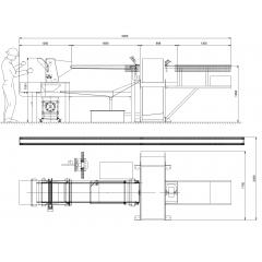 Linea de extracción de miel LEGA COMBI-LINE 52 Líneas de extracción