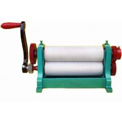 Manual Beeswax Foundation Machine rollers Foundation machines
