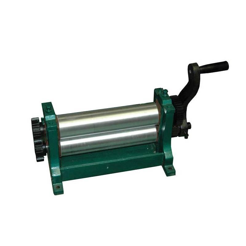 Pré-rouleau à rouleaux lisses Machine à gaufrer