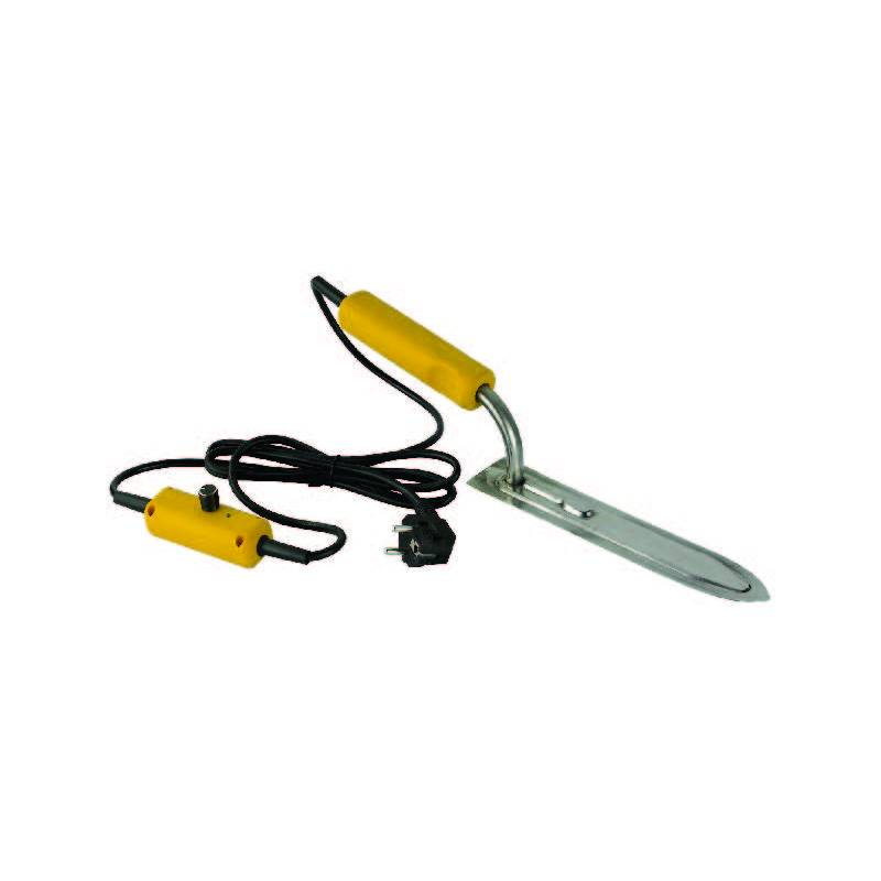 Uncapping knife with control unit Uncapping tools