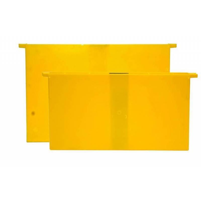 Deep Plastic Division Board Feeder 3kg Feeders