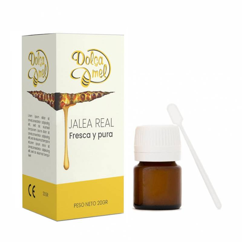 Fresh royal jelly 20g Royal Jelly