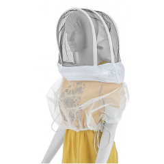 Hooded fencing veil