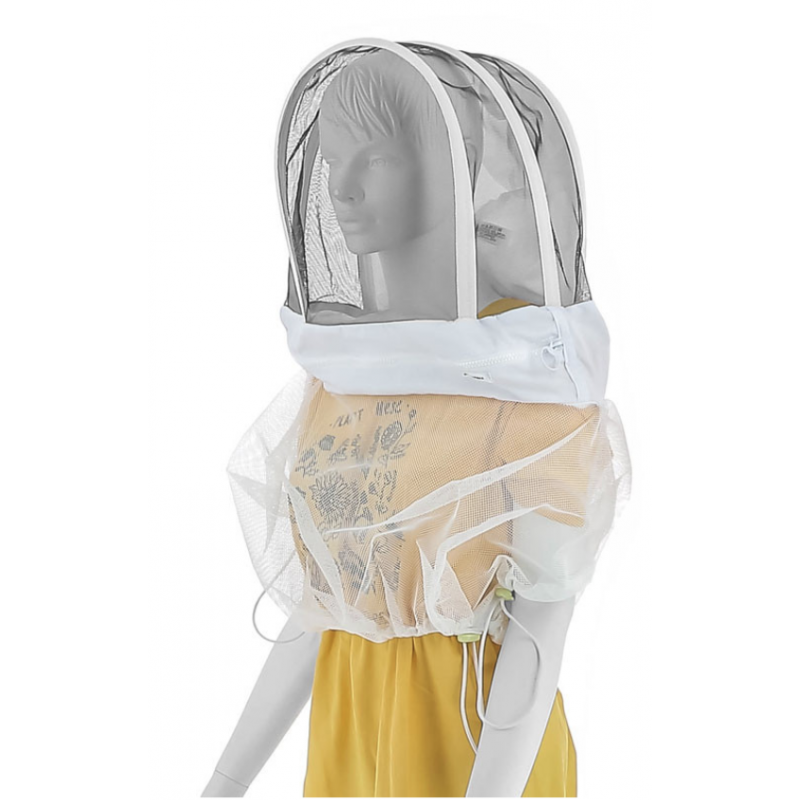 Hooded fencing veil CLOTHING