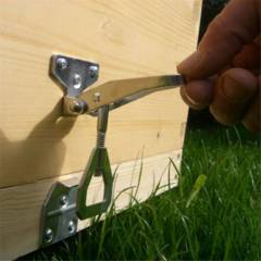 Adjustable Fasteners Hardware for beehives
