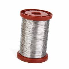 Rollo alambre Galvanizado 1kg Accesorios Colmena