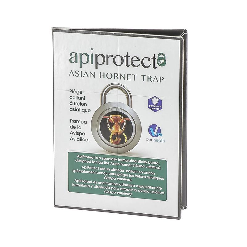 Apiprotect Pack 2 trampas velutinas Lucha contra la avispa