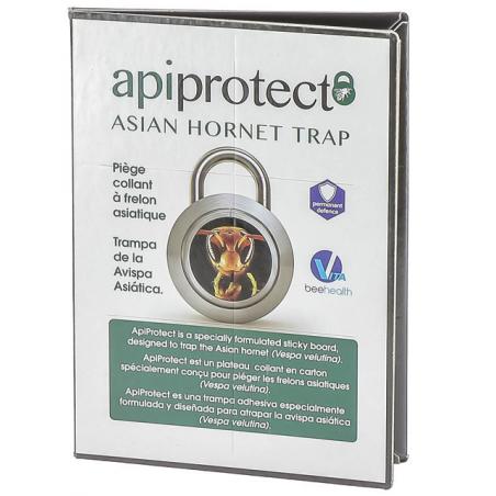 Apiprotect Pack 2 pièges Lutter contre le Frelon