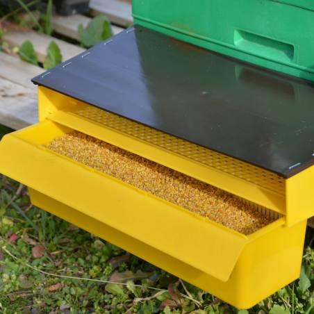 Trappe à pollen en plastique Recolter le pollen