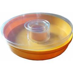 Alimentador redondo 2kg Alimentadores para colmenas