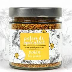 Pollen d'Espagne 250g Pollen d'abeille