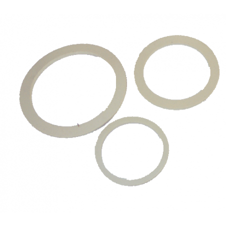 "Flat Gasket for 1-1/2"" Gate Honey gates, hose and fitting"