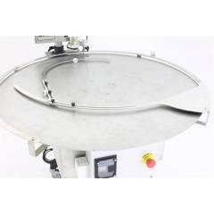 Envasadora DANA® 2000+ con mesa rotativa Envasadoras de miel